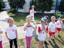 Wspaniały Dzień Dziecka - zawody sportowe