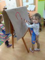Jesteśmy malarzami! (Motylki)